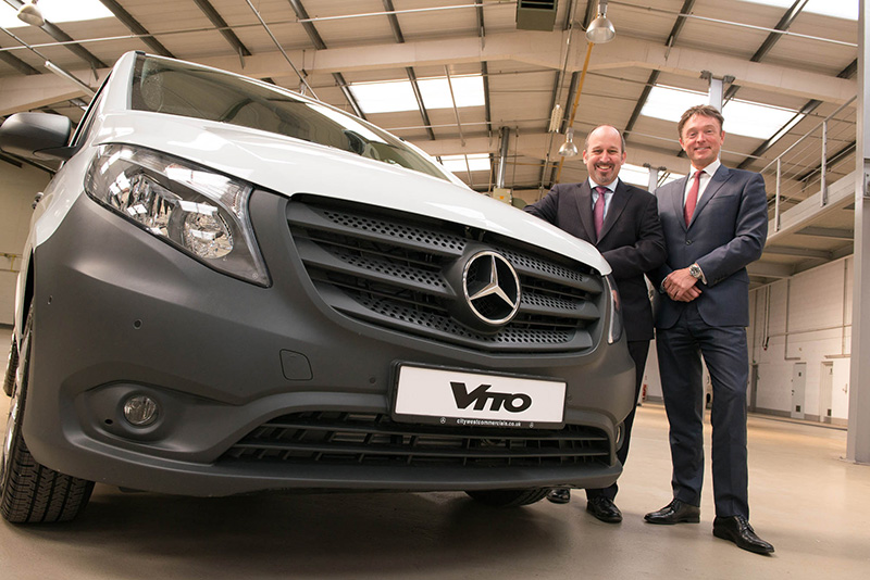 ald automotive reckons vito is the van to beat business car manager. Black Bedroom Furniture Sets. Home Design Ideas