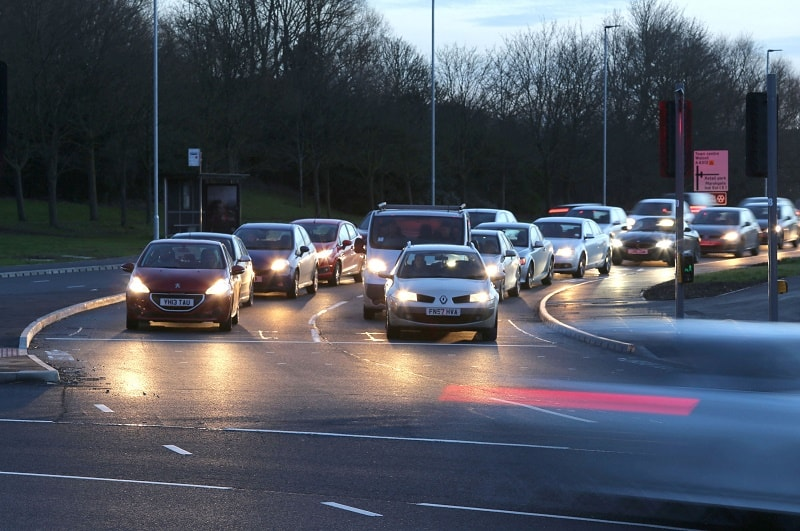 traffic jams bill for businesses